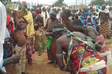 Gwandara – Dancing Pattern
