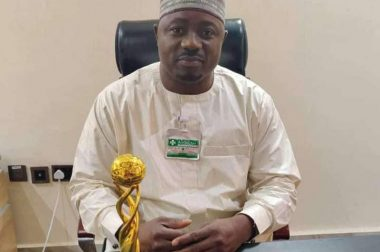 Alh. Yakubu Saidu – Karshi Awarded With National Legacy